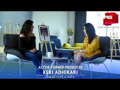 Keki Adhikari - The Youngest Actor-Turned-Producer