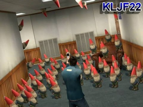 Attack of the gnomes (Garry's Mod)