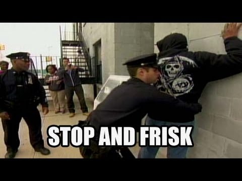 Nightline - Night line looks at NYPD's Stop and Frisk policy to find out if it's a legitimate crime fitting tool or simply a racist scam to circumvent the constitutional...