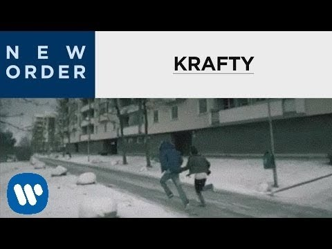 New Order – Krafty [OFFICIAL MUSIC VIDEO]