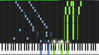Ode to Joy (Symphony No. 9 4th Movement) - Ludwig van Beethoven [Piano Tutorial]