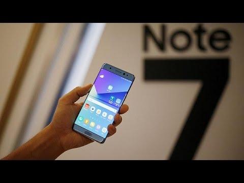 Samsung: Προς αντικατάσταση των «εκρηκτικών» Galaxy Note 7