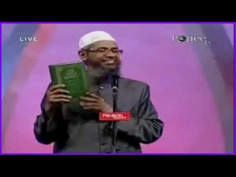 Aalami Bhaichara by Dr. Zakir Naik at Mumbai Peace Conference