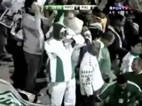 Keirrison en el Palmeiras