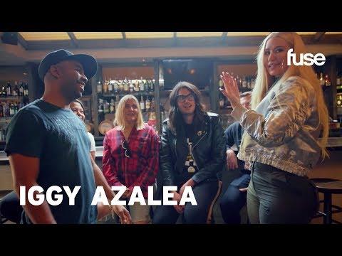 Iggy Azalea Gets Her Mind Blown   Hip-Hop Houdini   Fuse