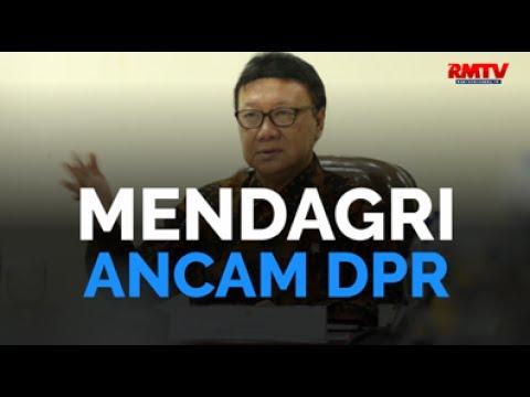 Mendagri Ancam DPR