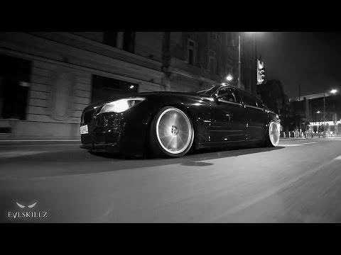 LOW BMW 7 Series w/ Vossen Wheels