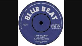 Prince Buster - Lion Of Judah