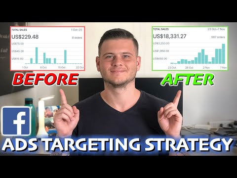 ❌ DON'T DO THIS MISTAKE! #1 Facebook Ads Targeting Strategy For Shopify Dropshipping In 2020
