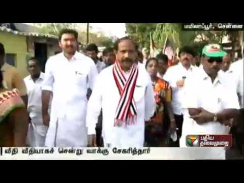 ADMK-Mylapore-candidate-Natraj-meets-voters-in-his-consituency