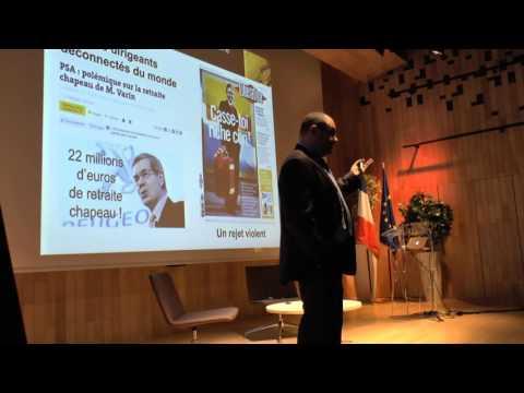 « Être dirigeant d'entreprise » par M. Stephan Bourcieu
