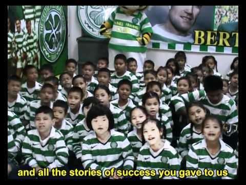 JCGE at the passport office - http://www.goodchildfoundation.com/ Celtic Tops kindly donated by Celtic FC.