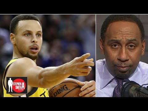 Video: Steph Curry is the greatest shooter in the history of the NBA | Stephen A. Smith Show