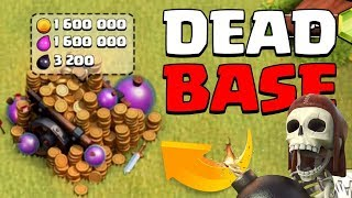 Video THIS ACCT HAS BEEN DEAD FOR YEARS | Clash of Clans | Full Loot Cart MP3, 3GP, MP4, WEBM, AVI, FLV Agustus 2017