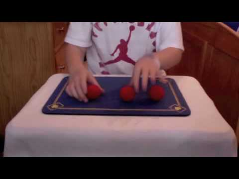 Sponge Ball Tips And Tricks 2: Vanishes And Reproduction