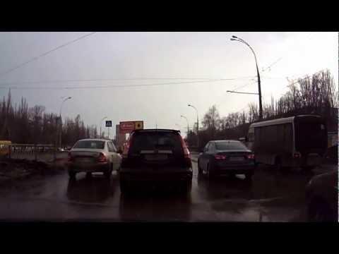 Дрифт В Славном Городке Тольятти / Видео