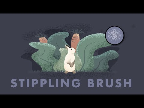 How To Create A Stippling Brush In Adobe Illustrator