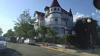 Weehawken (NJ) United States  city photos gallery : Driving by Weehawken,New Jersey