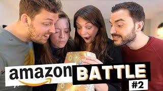 Download Video Amazon Battle #2 : Les meilleurs cadeaux d'internet MP3 3GP MP4