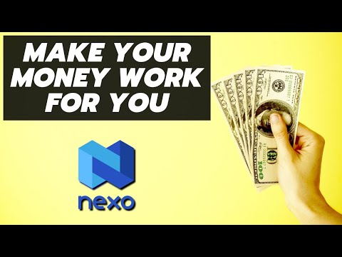 NEXO REVIEW | Earn Interest by Staking Your Crypto | Cryptocurrency Loans