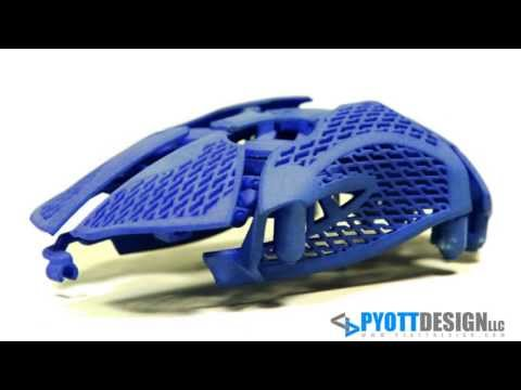 Make Your Mouse Awesome and Adjustable with This 3D Printed Cover – Video