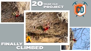 Historic 20 Year-Old Project Completed | Climbing Daily Ep.1587 by EpicTV Climbing Daily