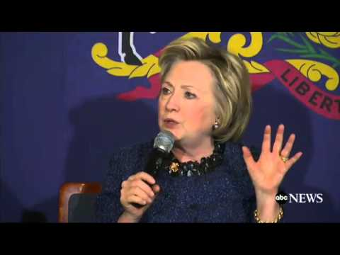 VIDEO: Guess What Hillary Wants To Tax Now