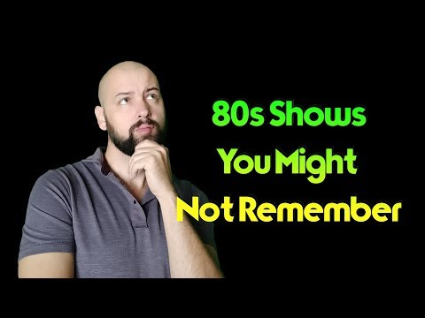 10 Shows From The 80's You Might Not Remember