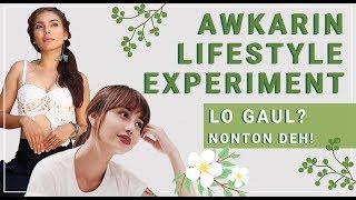 Video AWKARIN LIFESTYLE EXPERIMENT || Jadi Awkarin 1 hari Aku Rusak ! Kudu Lihat MP3, 3GP, MP4, WEBM, AVI, FLV Desember 2018