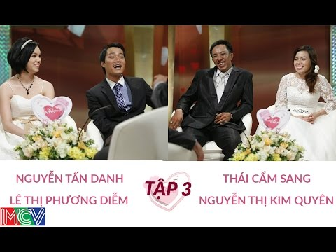 Tấn Danh - Phương Diễm / Cẩm Sang - Kim Quyên | Vợ Chồng Son | Tập 3 | 18-Jan-14