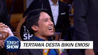 Video Tertawa Desta yang Bikin Vincent Emosi MP3, 3GP, MP4, WEBM, AVI, FLV Januari 2018
