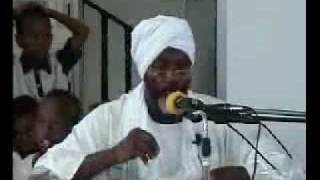 المحاضرة الثالثة تجارب علمية الشيخ حامد أدم 1/9