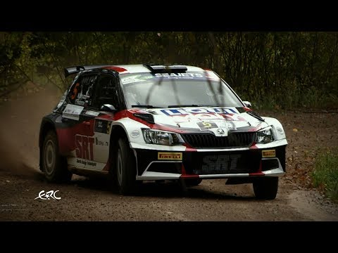 Rally Liep?ja 2017 - Rally in Slow Motion