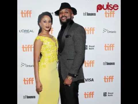 Nigerians reacted to BANKY W And ADESUA ETOMI'S Engagement