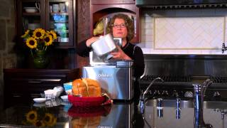 2lb Convection Bread Maker Demo Video Icon