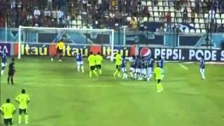 Cruzeiro 1 x 1 Palmeiras - Brasileirão 2011  04/09/2011