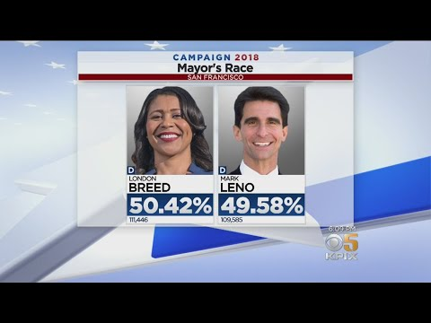 Breed Extends Lead Over Leno with 8,000 Votes Uncounted