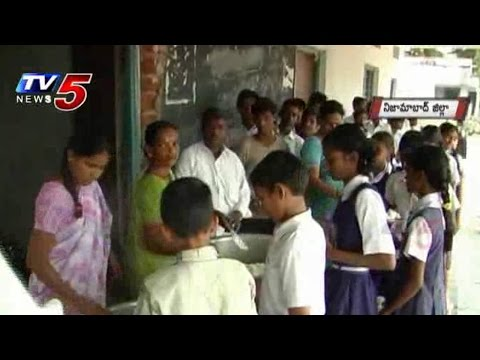 Mid Day Meal Scheme | Centre Need to Clear Pending Bills in Nizamabad : TV5 News