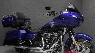 6. 2012  HARLEY DAVIDSON  FLTRXSE CVO ROAD GLIDE CUSTOM W/ABS - National Powersports Distributors