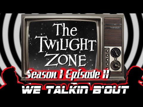 The Twilight Zone Season 1 Episode 11:And When the Sky Was Opened