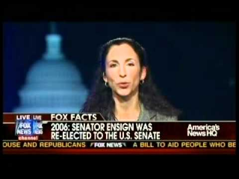 Melanie Sloan Discusses Sen. Ensign on Fox News