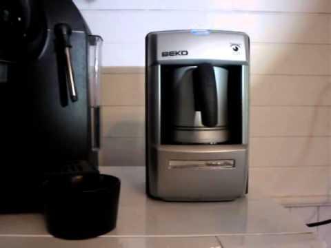 Beko Automatic Turkish / Greek Coffee Maker Toronto Canada