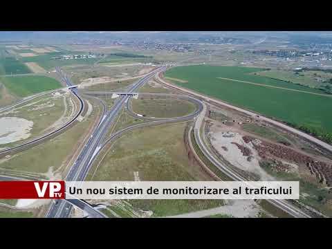 Un nou sistem de monitorizare al traficului