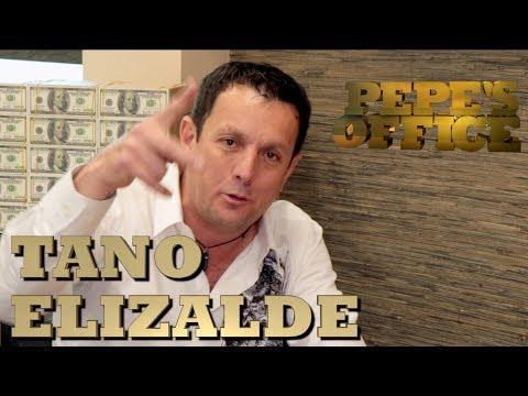 TANO ELIZALDE, PRIMO DE VALENTÍN, EL SOBREVIVIENTE DE LOS HECHOS - Pepe's Office - Thumbnail