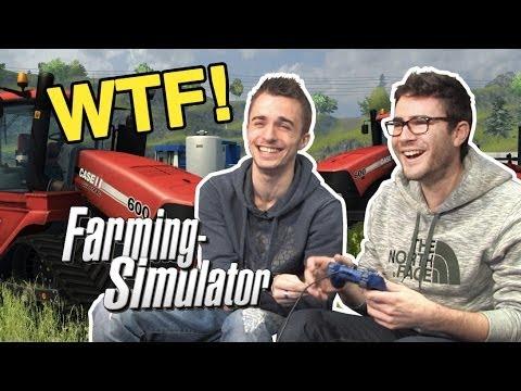 WTF AGRICOLE ! Farming Simulator