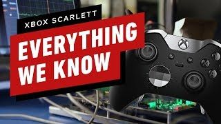 Everything We Know About Xbox Scarlett (So Far) by IGN