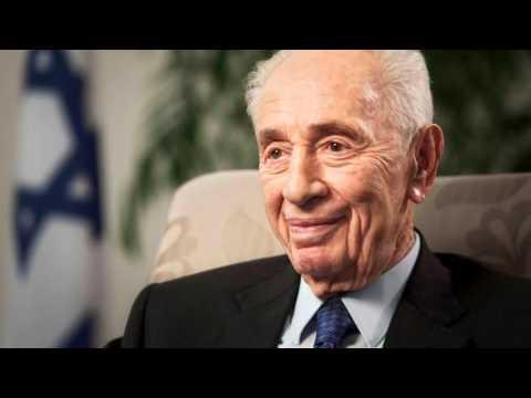 Empeora salud de Shimon Peres