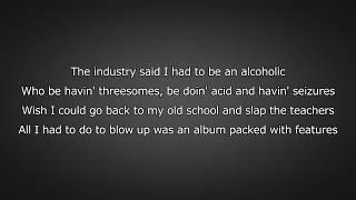 Royce Da 5'9 - God Speed (Lyrics)