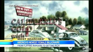 In-N-Out Burger Heiress: Lynsi Torres One of World`s Youngest Billionaire