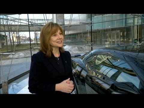 Mary Barra, General Motors Chief